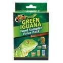 Zoo Med Green Iguana Food Sampler Value Pack