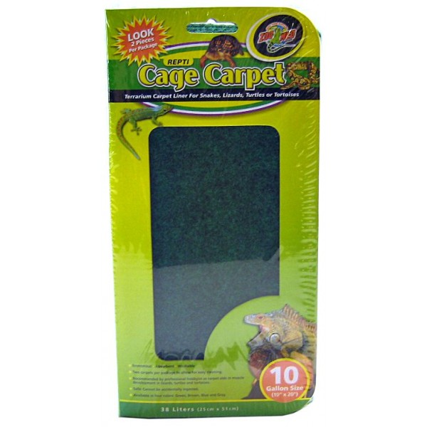 Zoo Med Repti Cage Carpet A List Animals Online